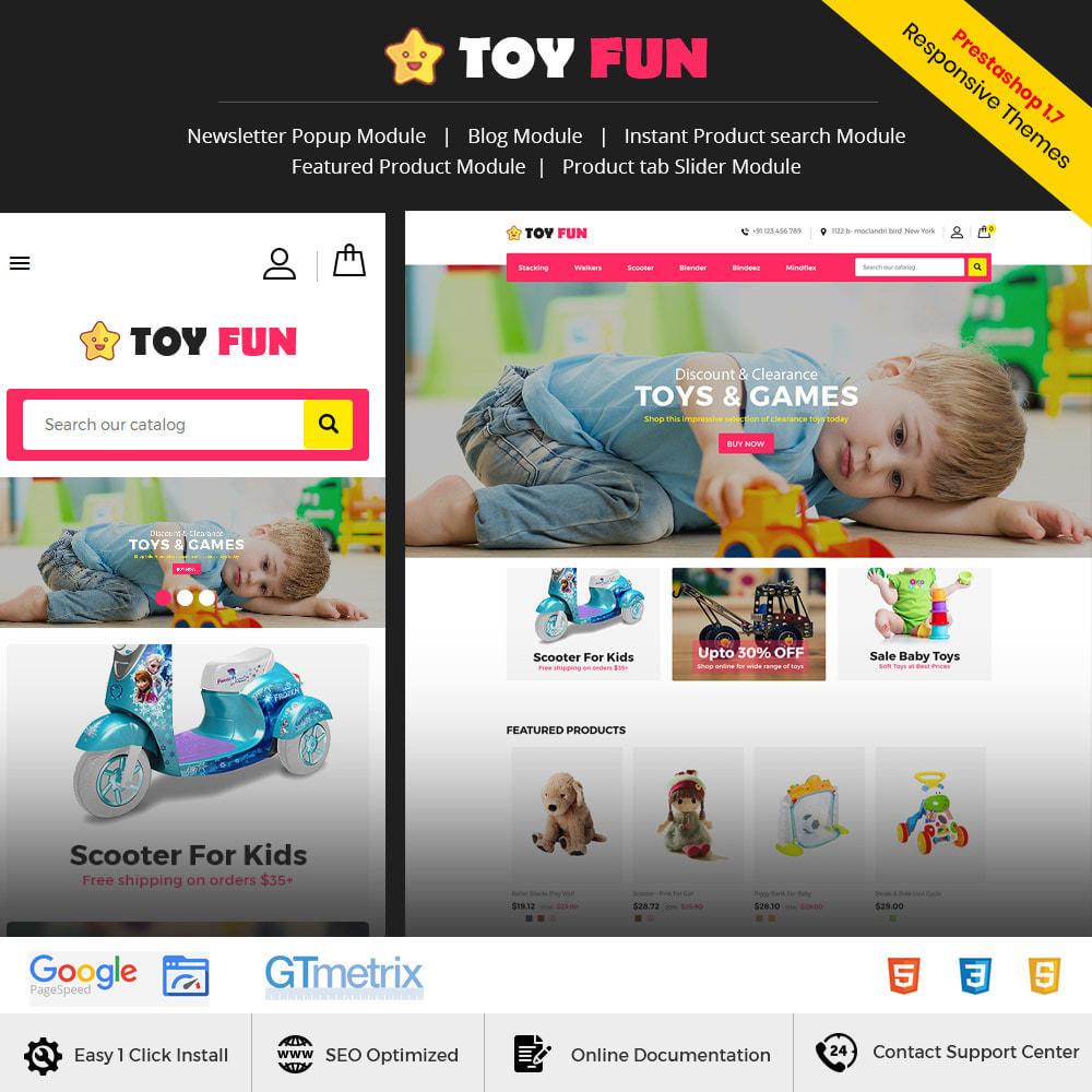 theme - Kinder & Spielzeug - Toyfan Kids  - Baby Puzzle Children Store - 1