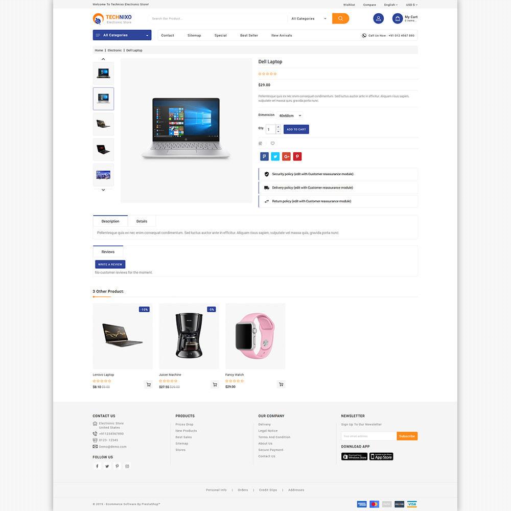 theme - Elektronik & High Tech - Trandnix - Multi Purpose Super Mega Store - 4