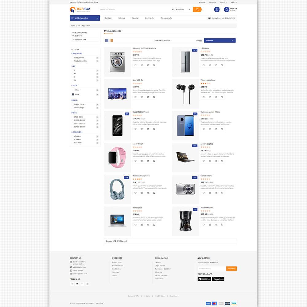 theme - Elektronik & High Tech - Trandnix - Multi Purpose Super Mega Store - 5
