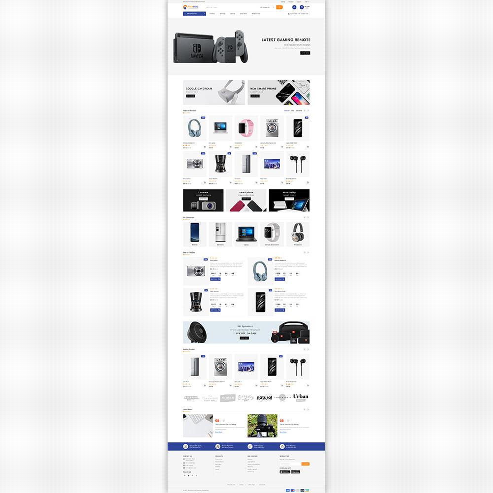 theme - Elektronik & High Tech - Trandnix - Multi Purpose Super Mega Store - 7