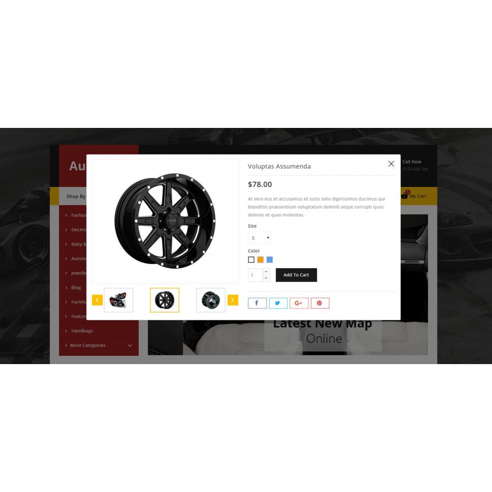 theme - Automotive & Cars - Autoclue - Automobile Store - 7