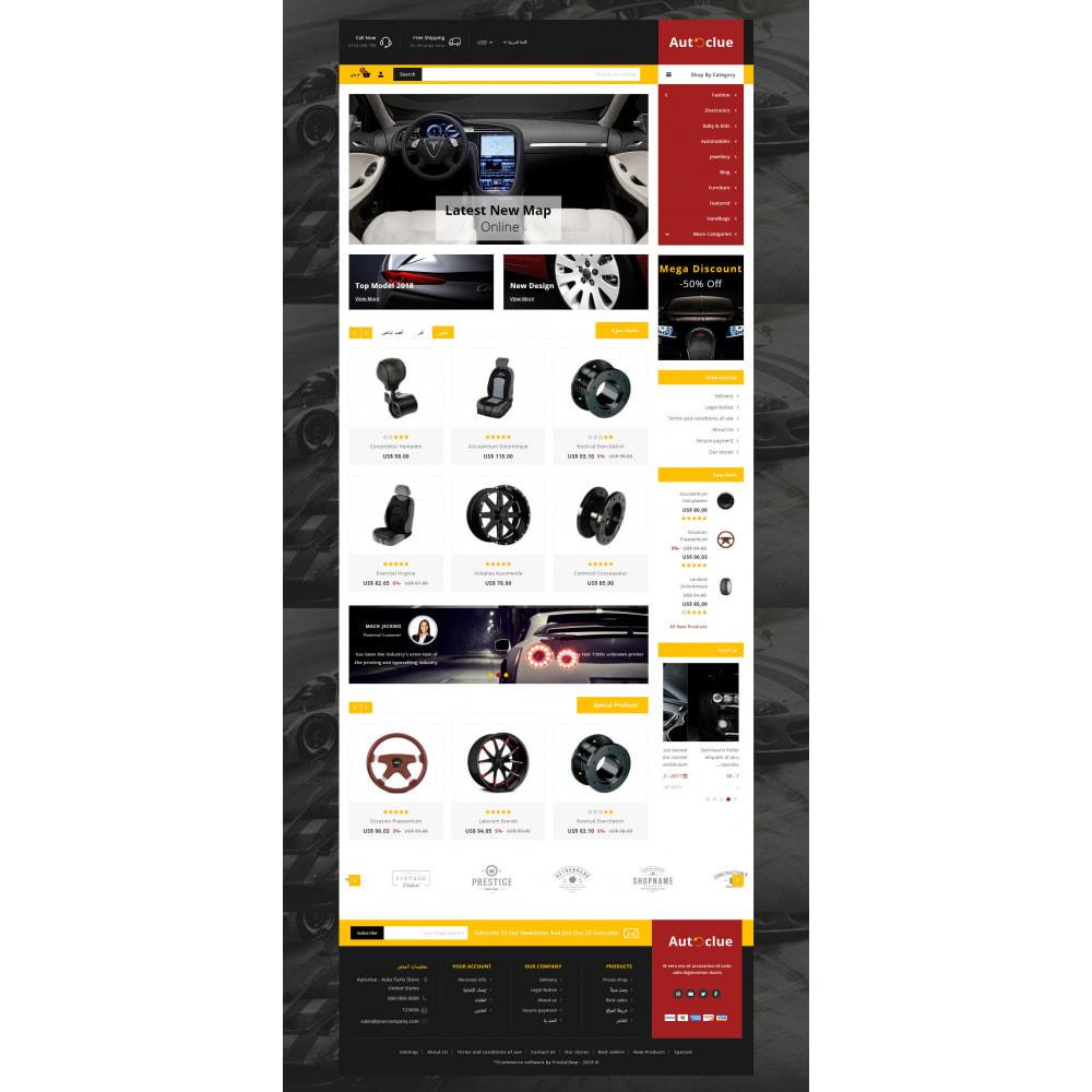 theme - Automotive & Cars - Autoclue - Automobile Store - 11