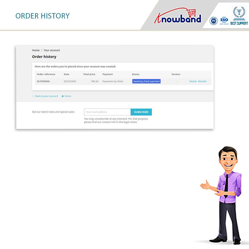 module - Fecha de entrega - Knowband - Tiempo de Entrega Preferido - 11