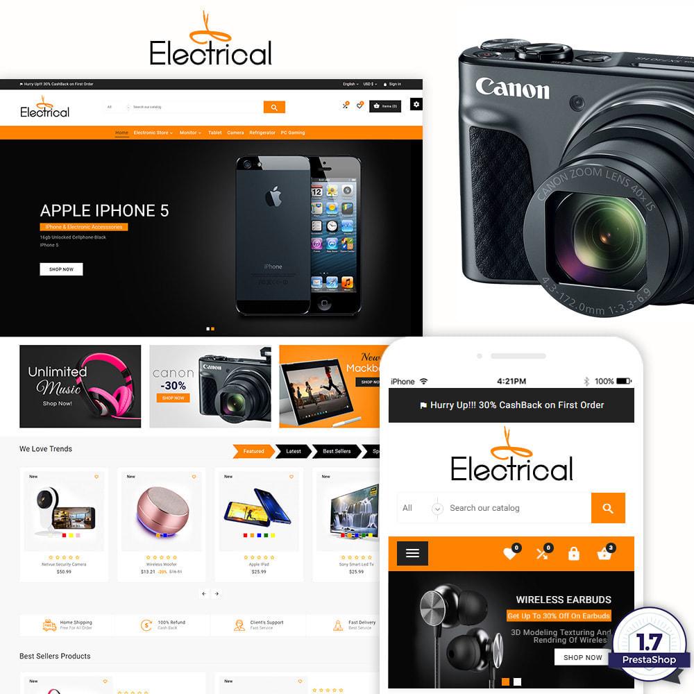 theme - Electrónica e High Tech - Electrical – Electronic Mega Super Store - 1