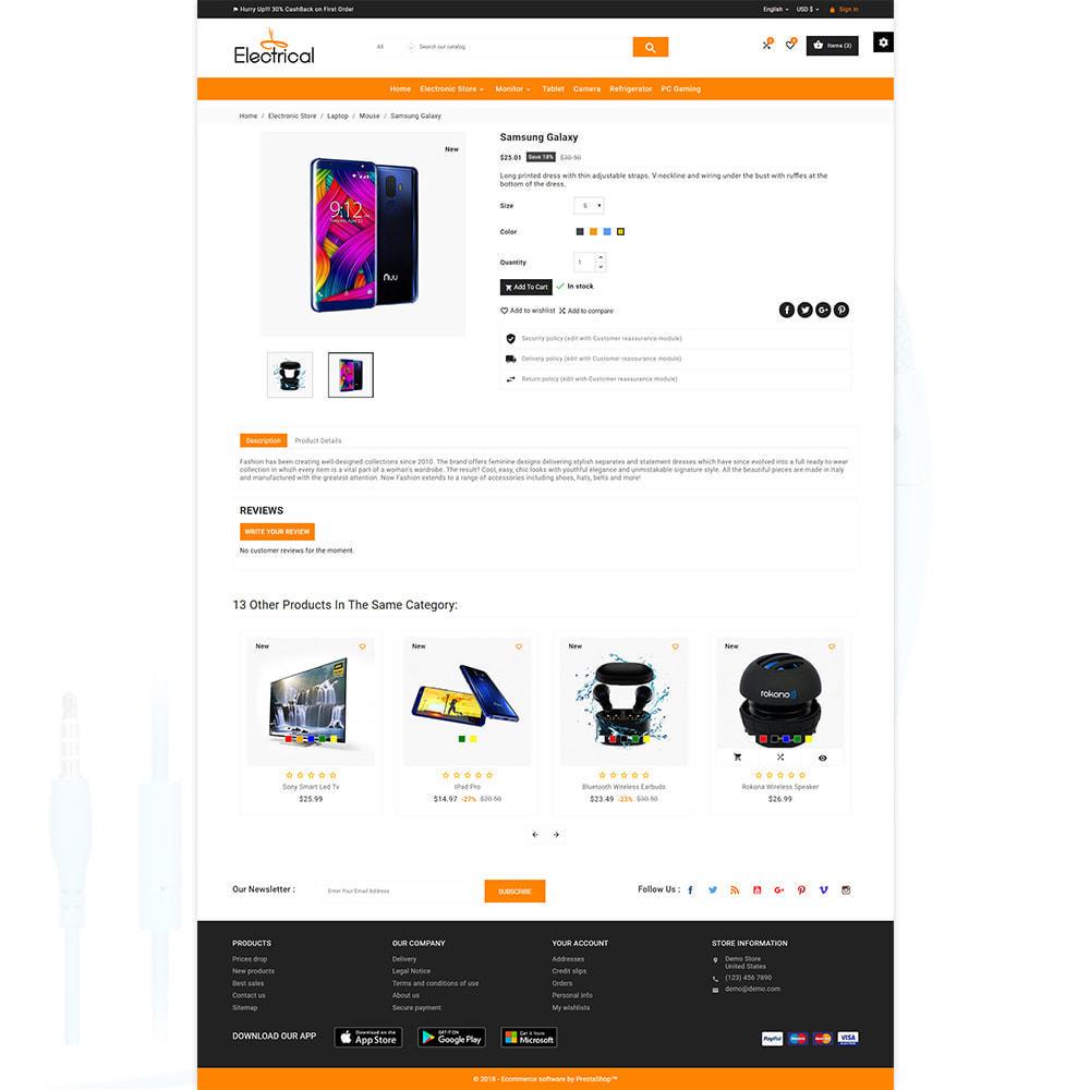 theme - Electrónica e High Tech - Electrical – Electronic Mega Super Store - 4