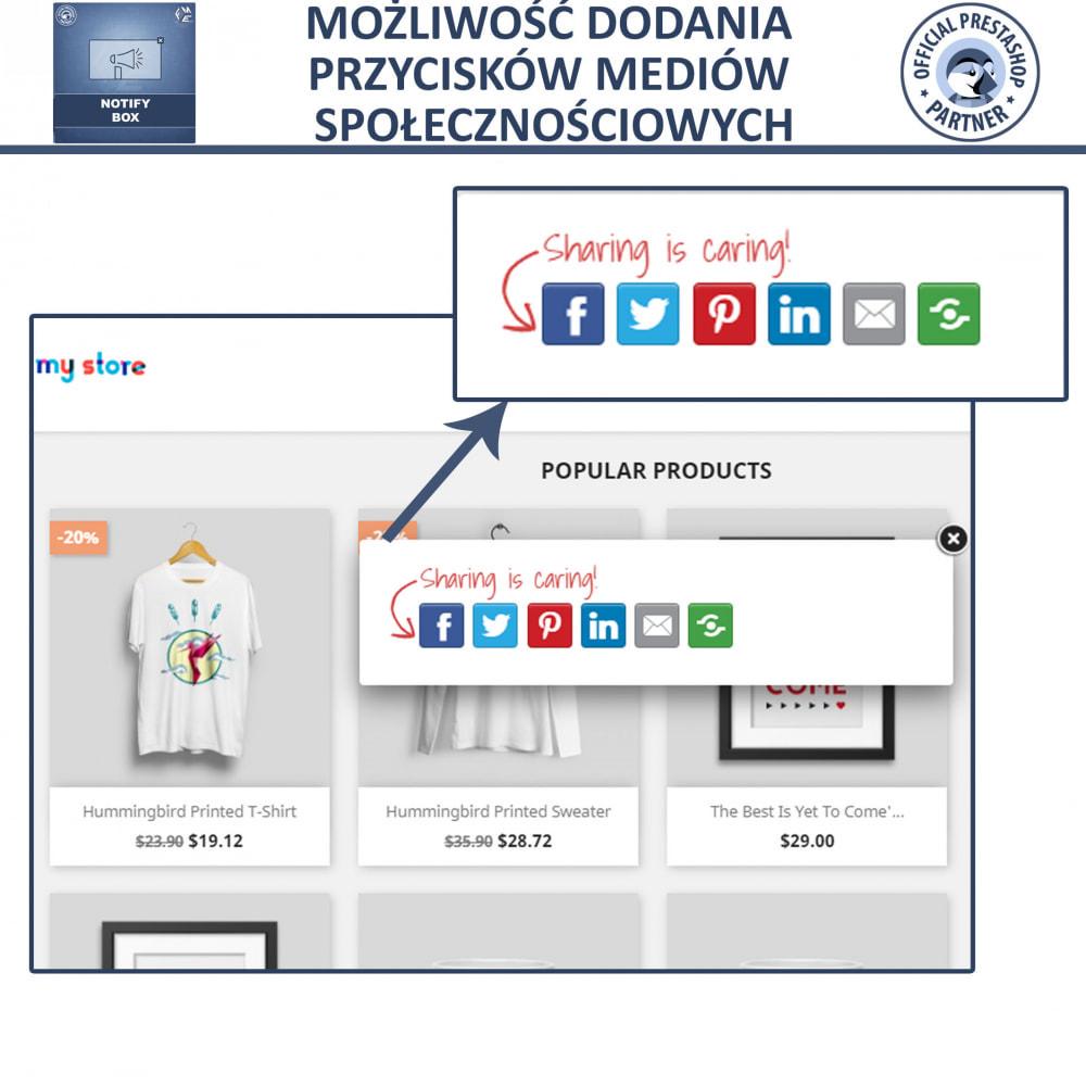 module - Pop-up - Pop-Up Promocja i Powiadomienia - 8