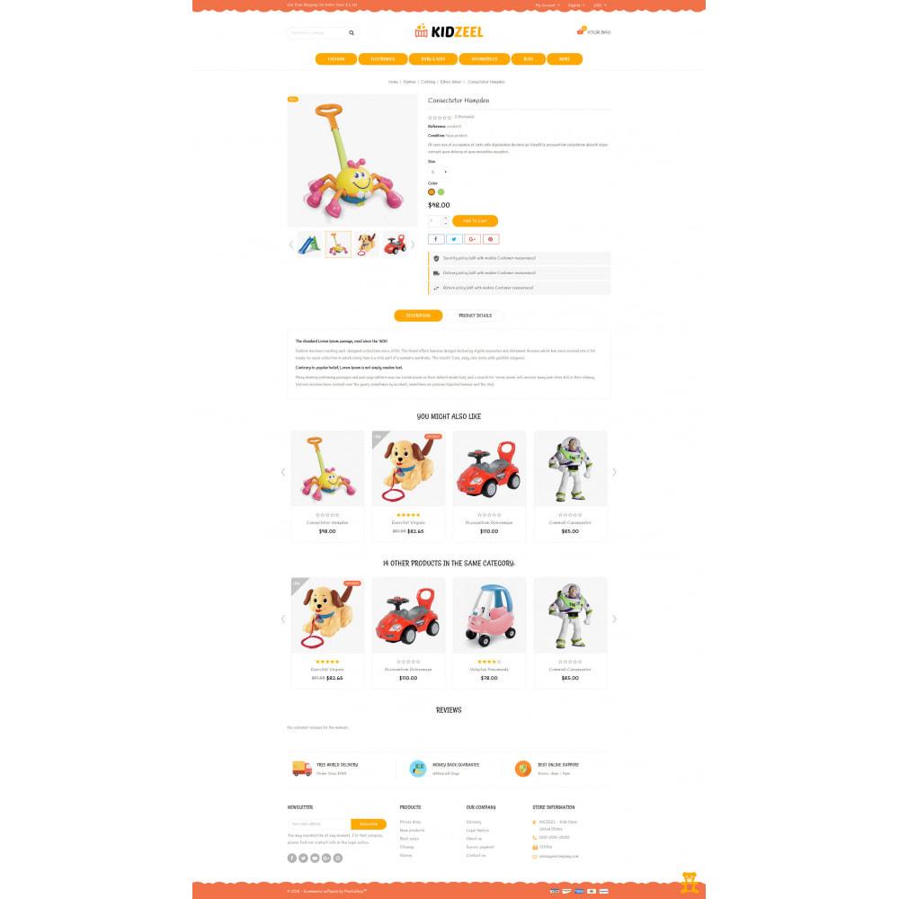 theme - Kids & Toys - KidZeel - Toys Store - 5