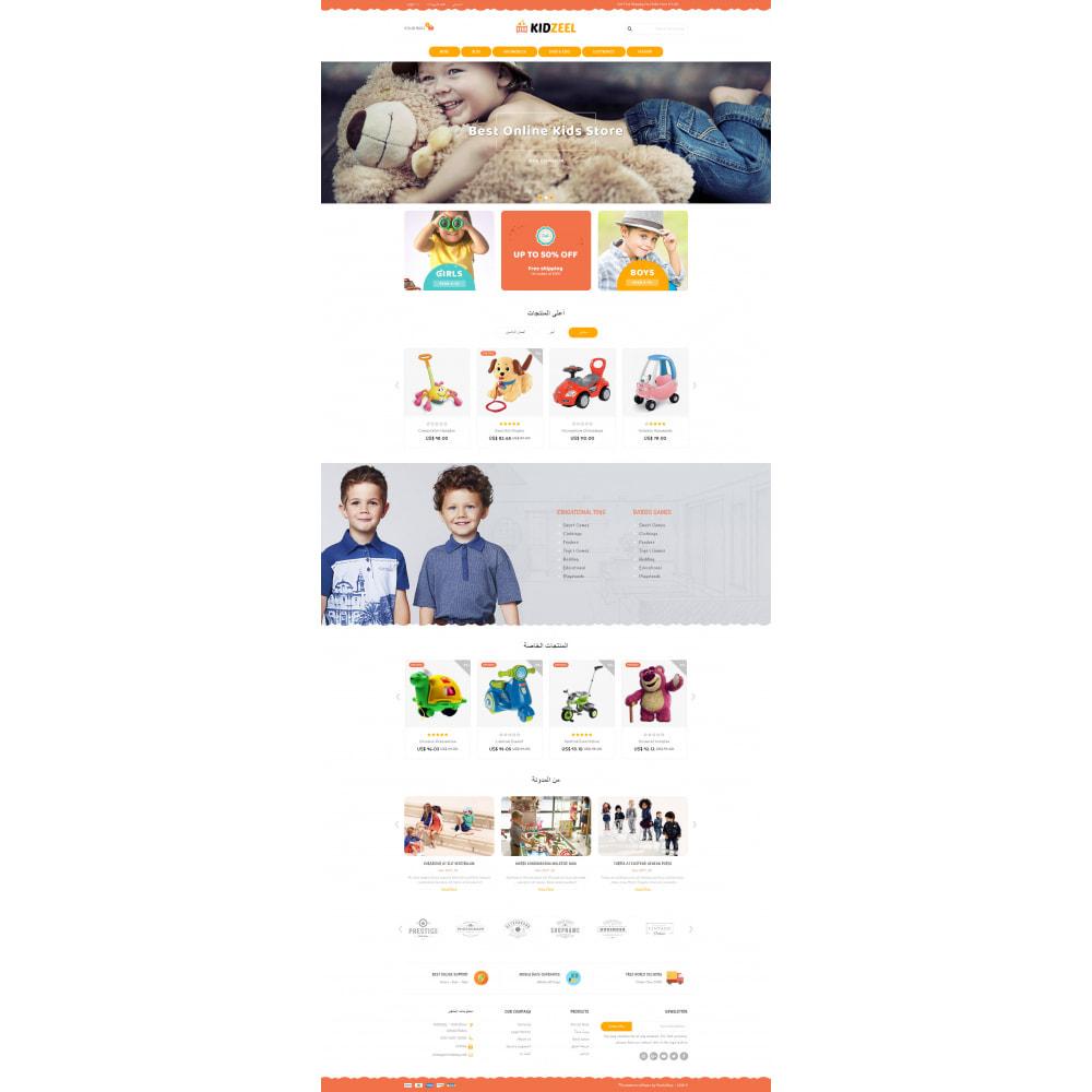 theme - Kids & Toys - KidZeel - Toys Store - 10