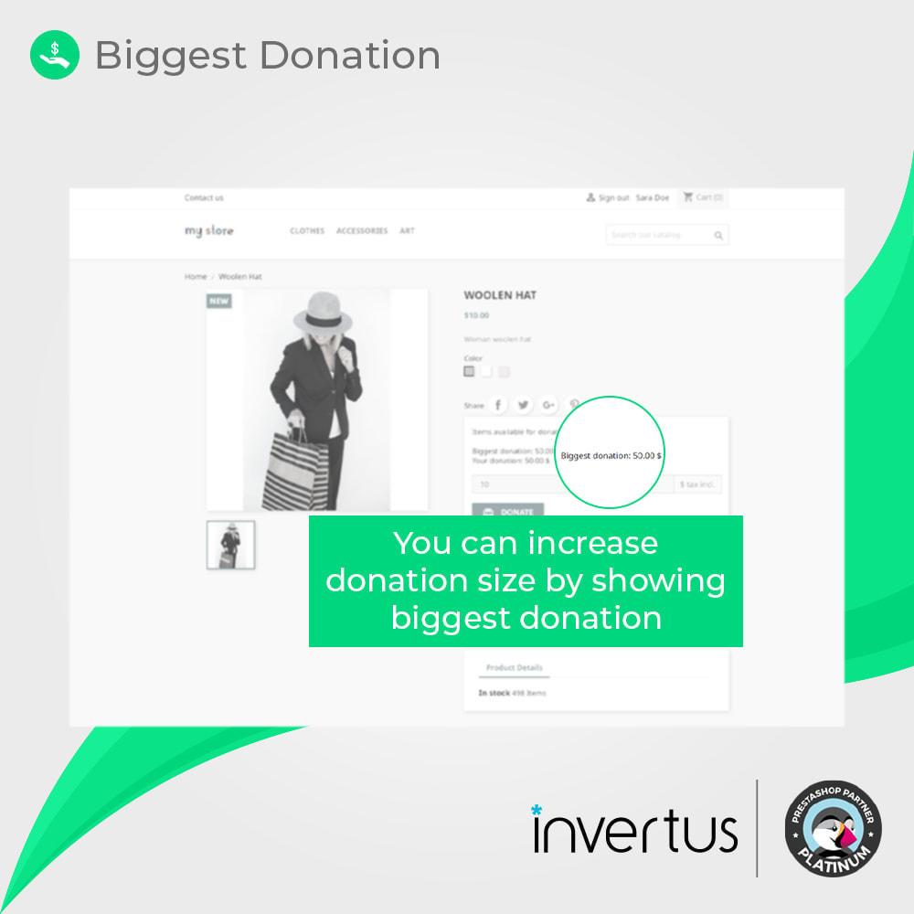 module - Altri Metodi di Pagamento - Donations Simple - Charity - 7