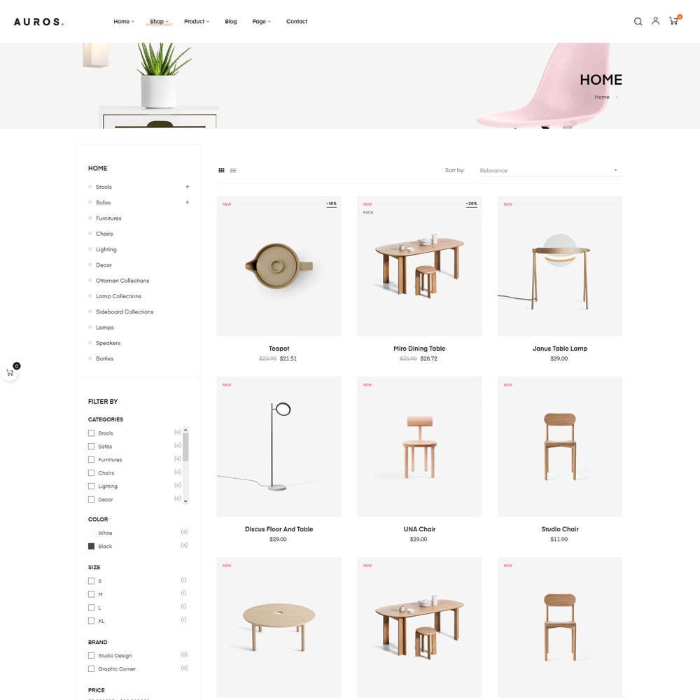 theme - Art & Culture - Auros Furniture  Home Decor - 6