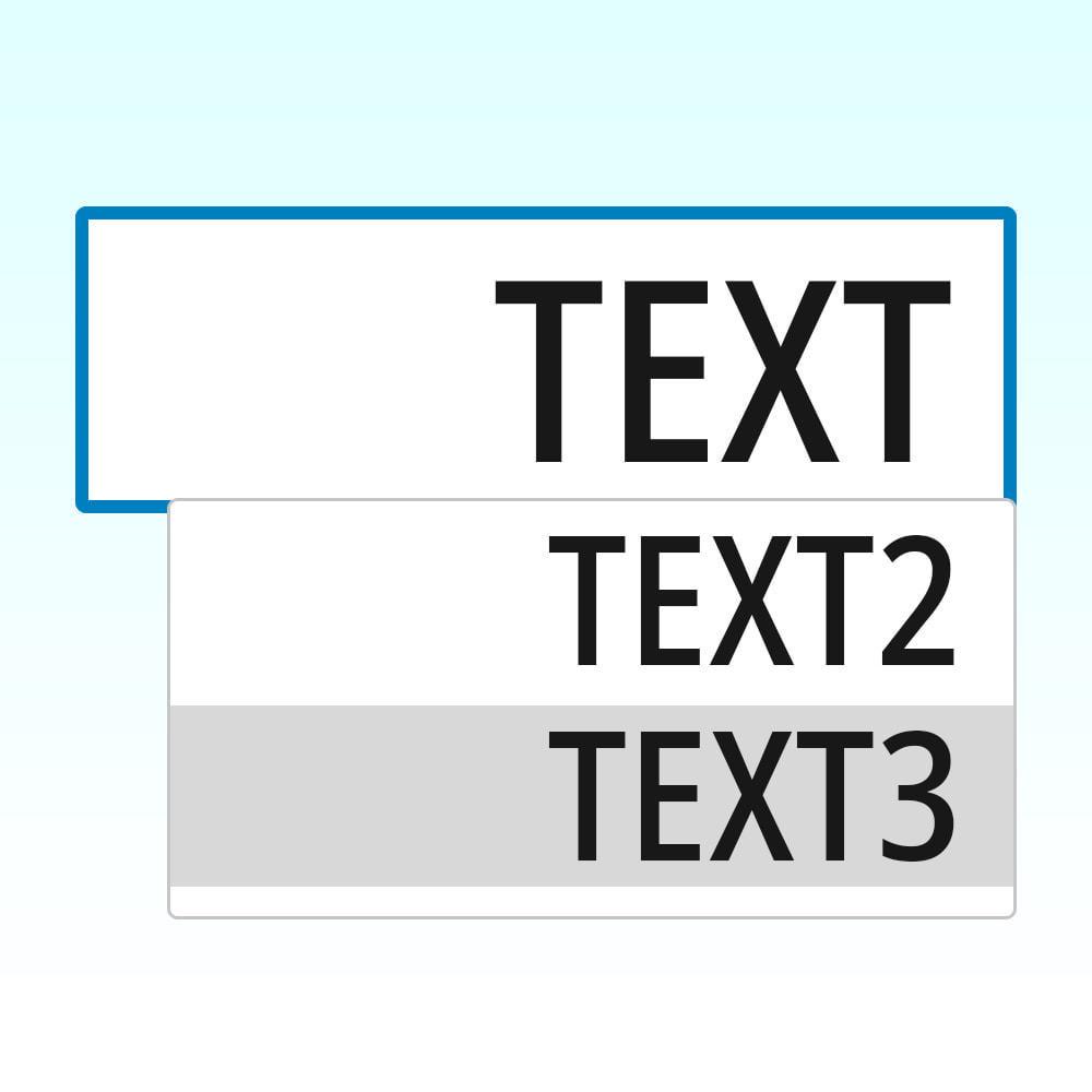 module - Pегистрации и оформления заказа - Умные подсказки (dadata) - 1