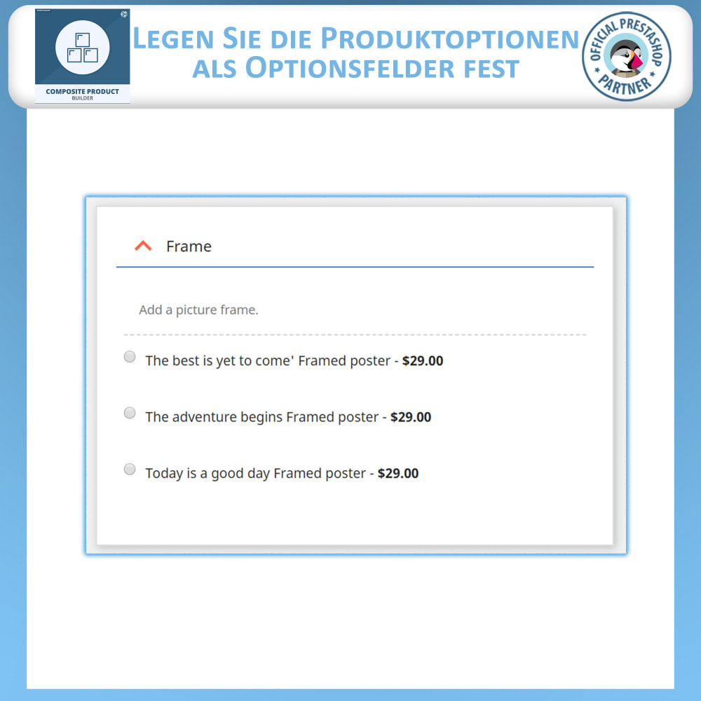 module - Cross-Selling & Produktbundles - Composite Product Builder - 4