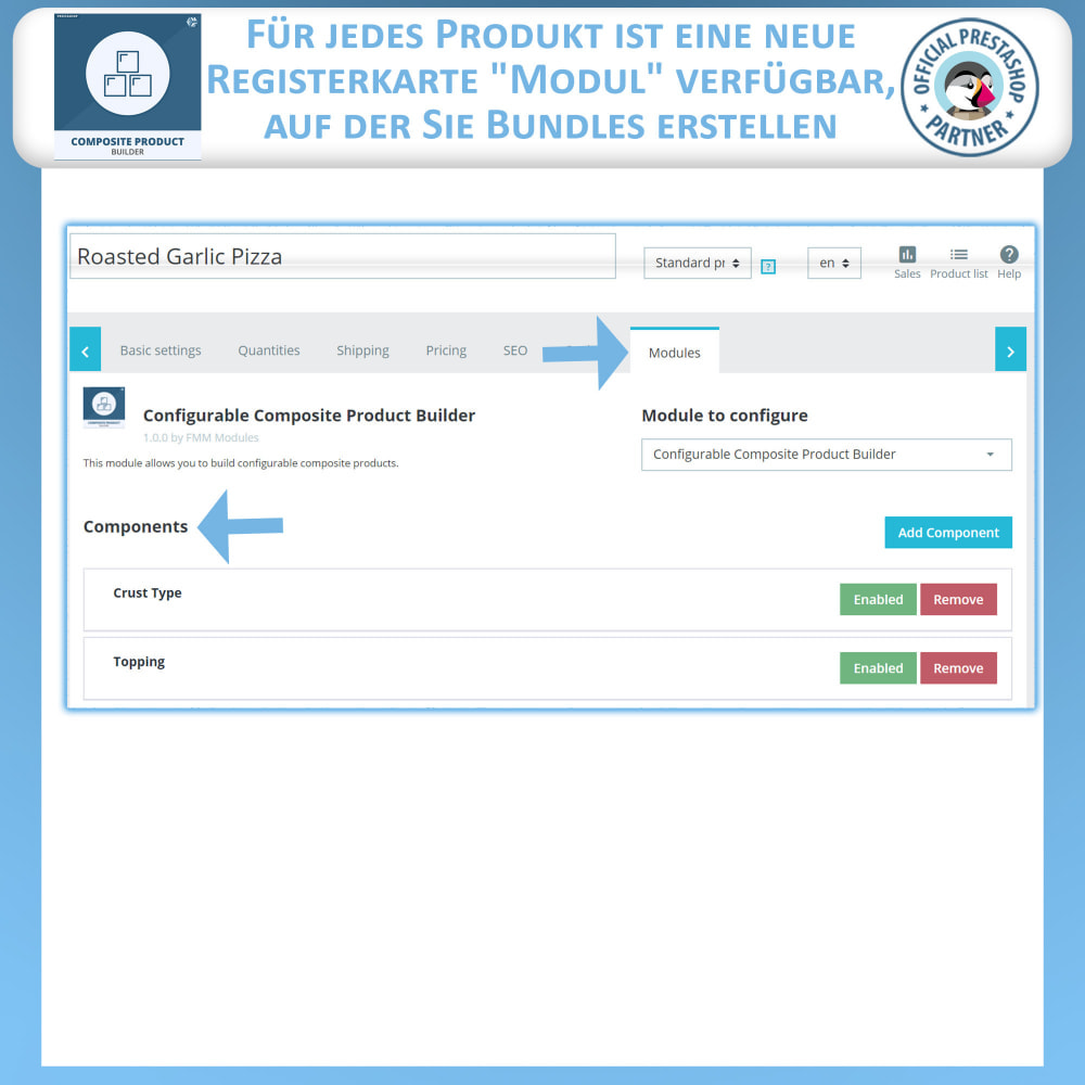 module - Cross-Selling & Produktbundles - Composite Product Builder - 9