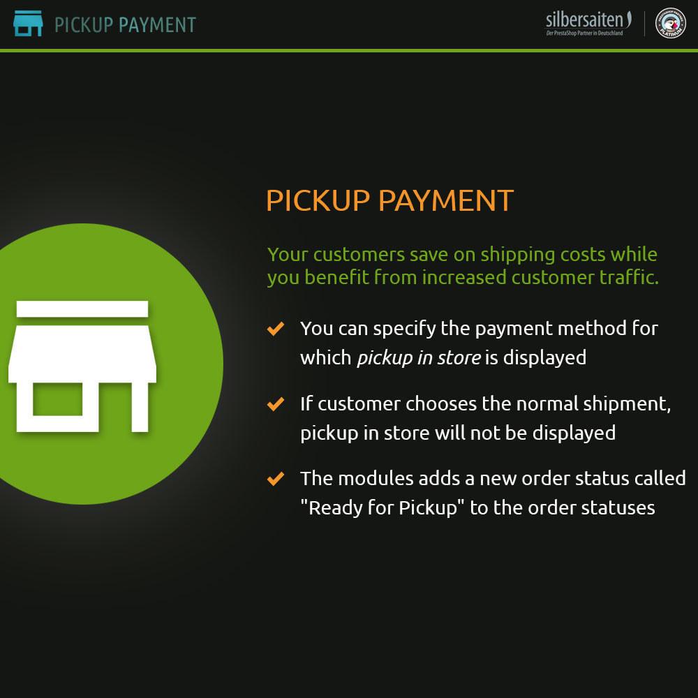 module - Betaling in de Winkel - Afhalen Betaling - 1