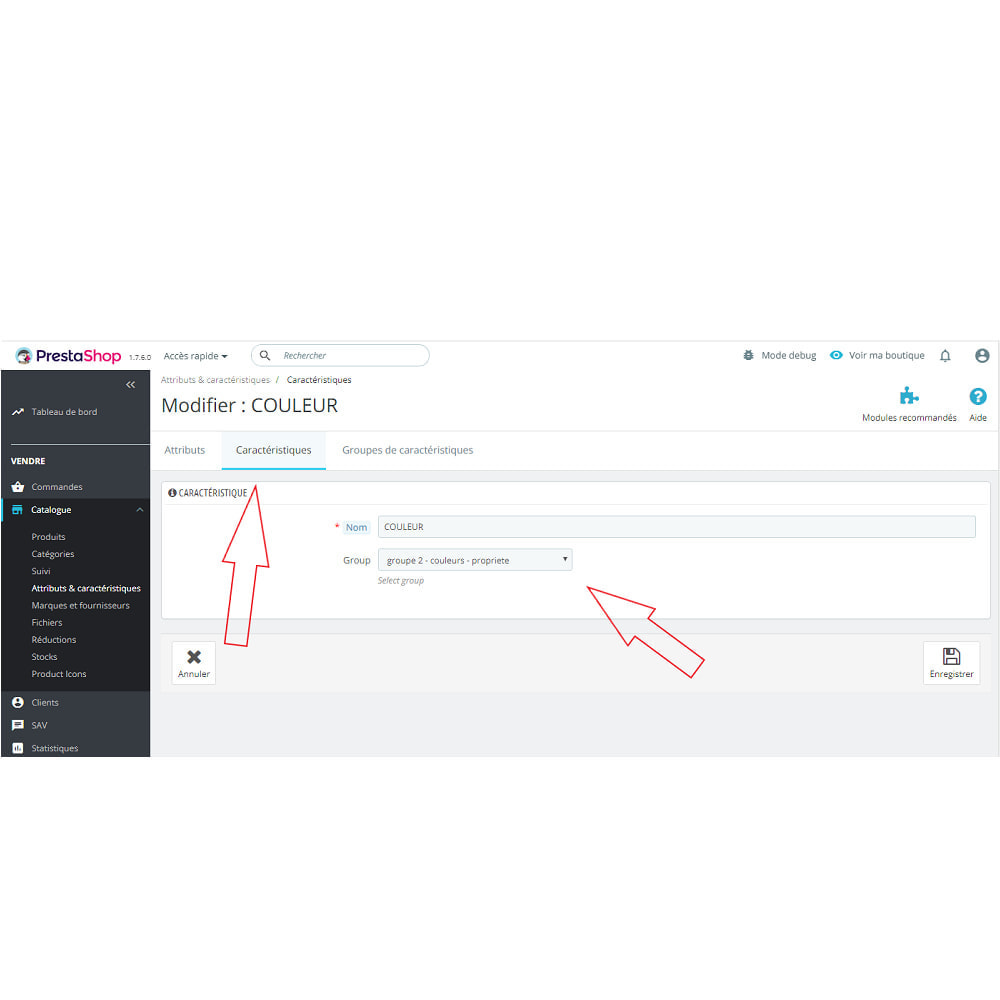module - Bundels & Personalisierung - Features Groups - 3