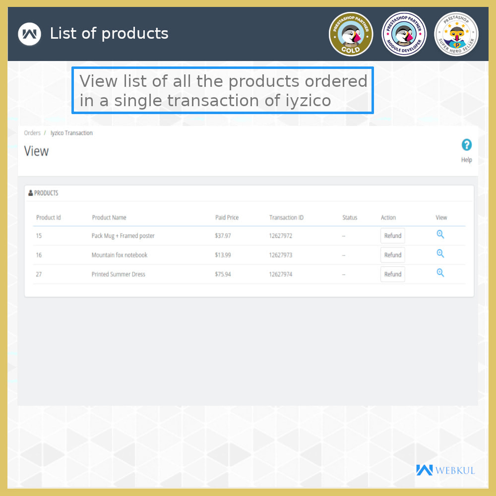 module - Payment by Card or Wallet - Iyzico Payment Gateway - 7