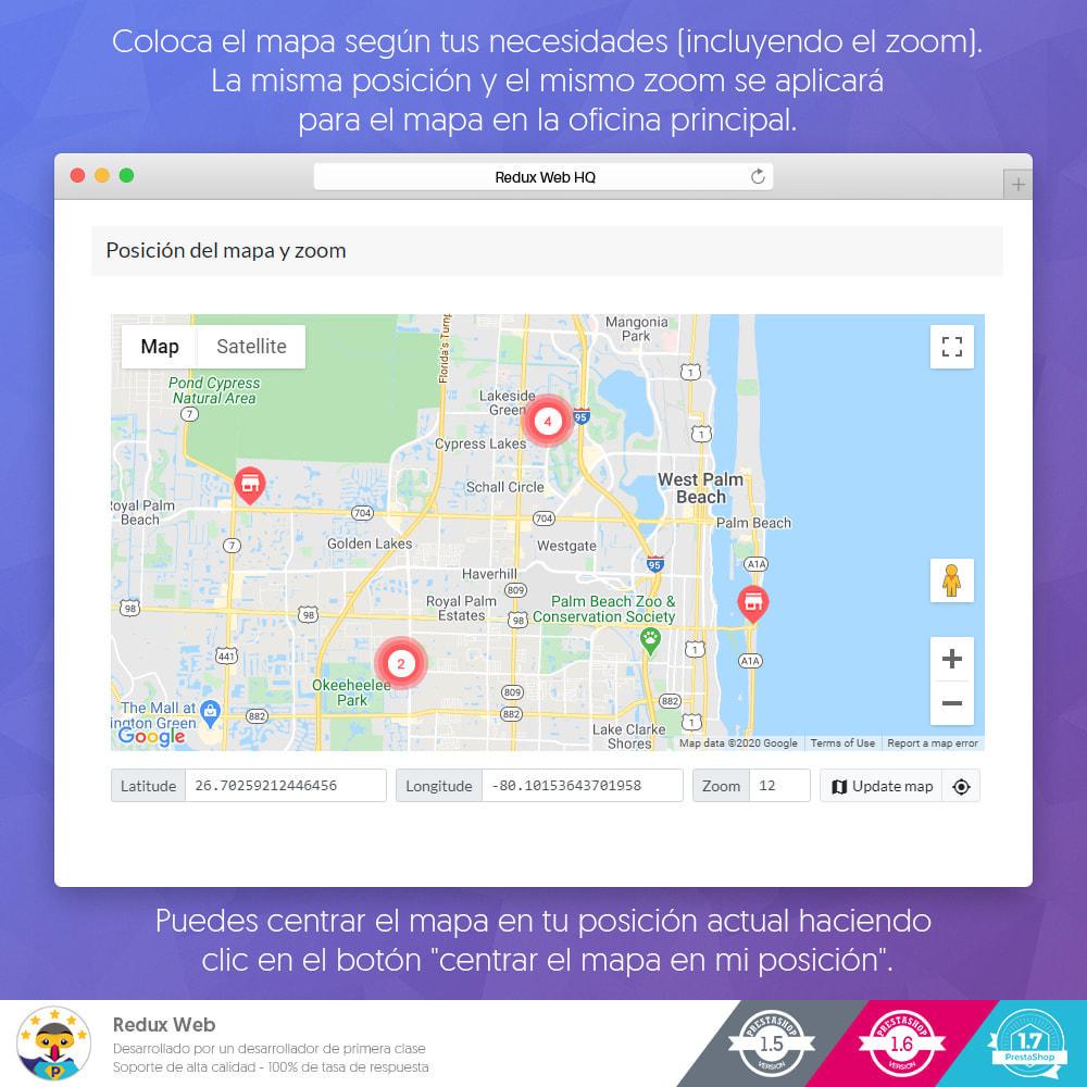 module - Internacionalización y Localización - Mapa de Tiendas Avanzadas - Google Maps - 13