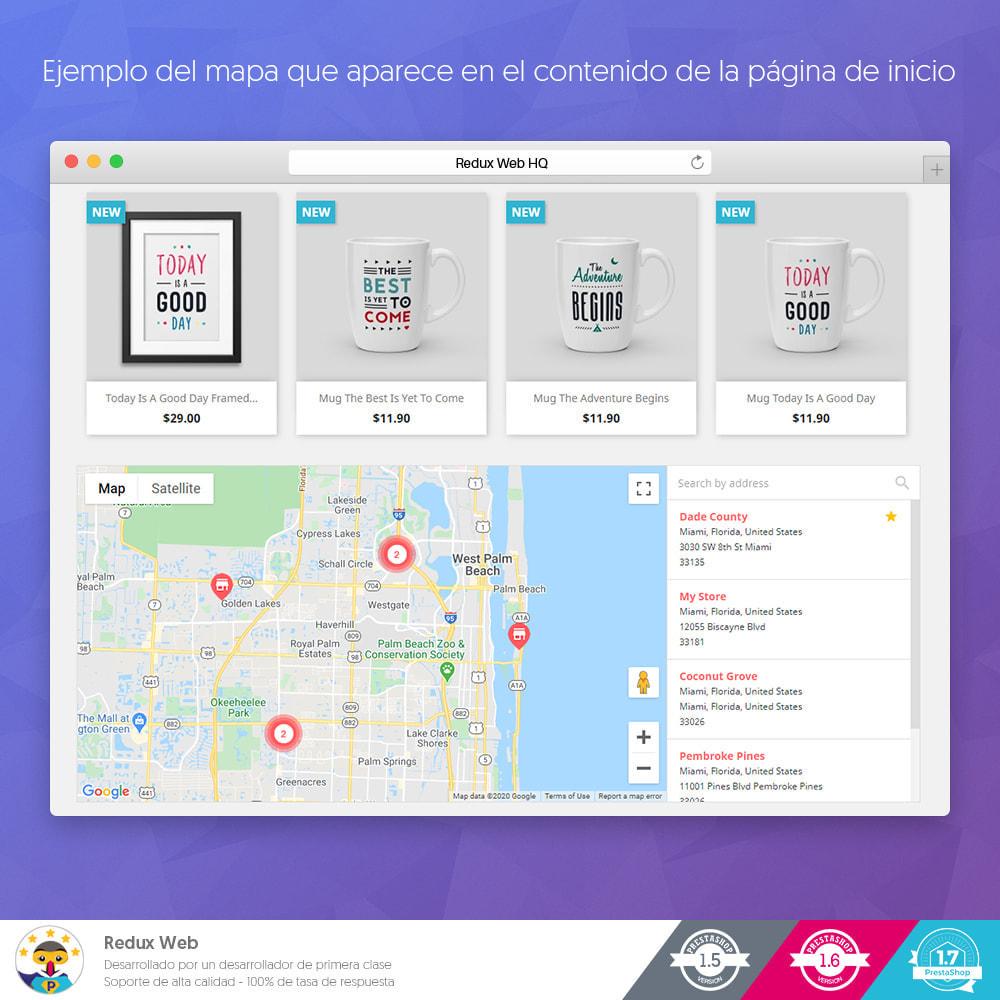 module - Internacionalización y Localización - Mapa de Tiendas Avanzadas - Google Maps - 15