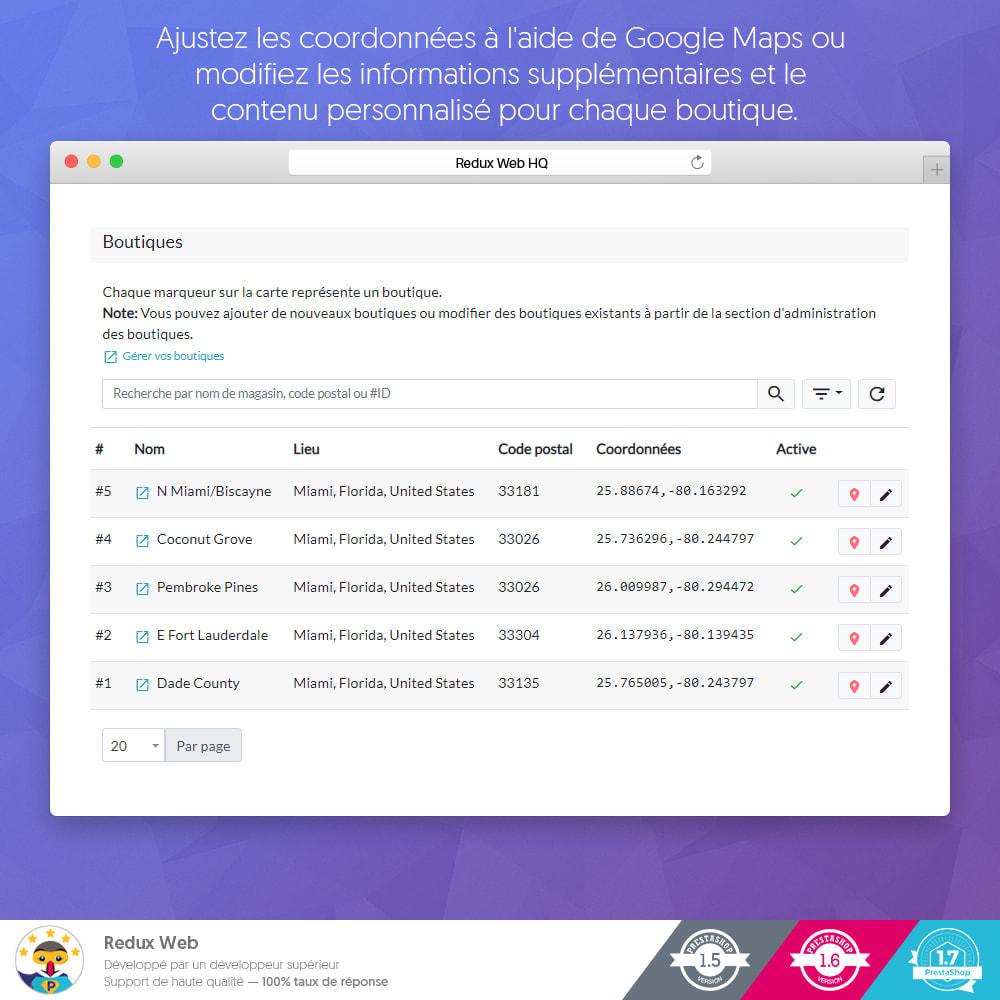 module - International & Localisation - Cartes Avancées pour les Boutiques - Google Maps - 11