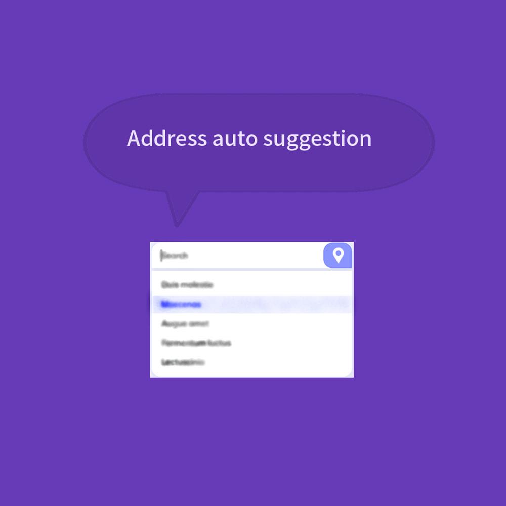 module - Proceso rápido de compra - Autocomplete Google Address - 5