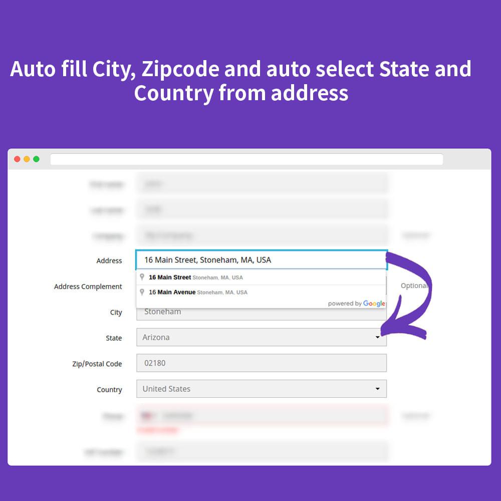 module - Proceso rápido de compra - Autocomplete Google Address - 8