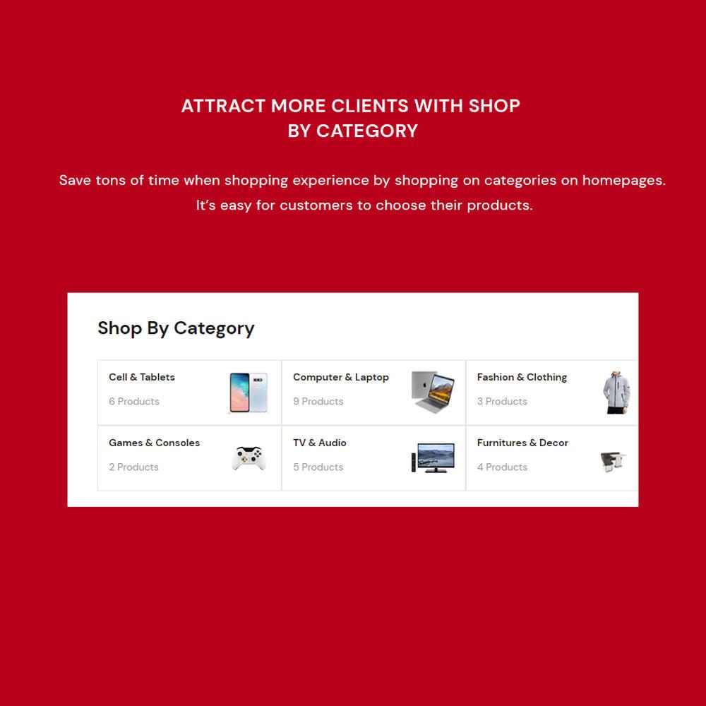theme - Электроника и компьютеры - Ditech Electronics Ecommerce Store - 4