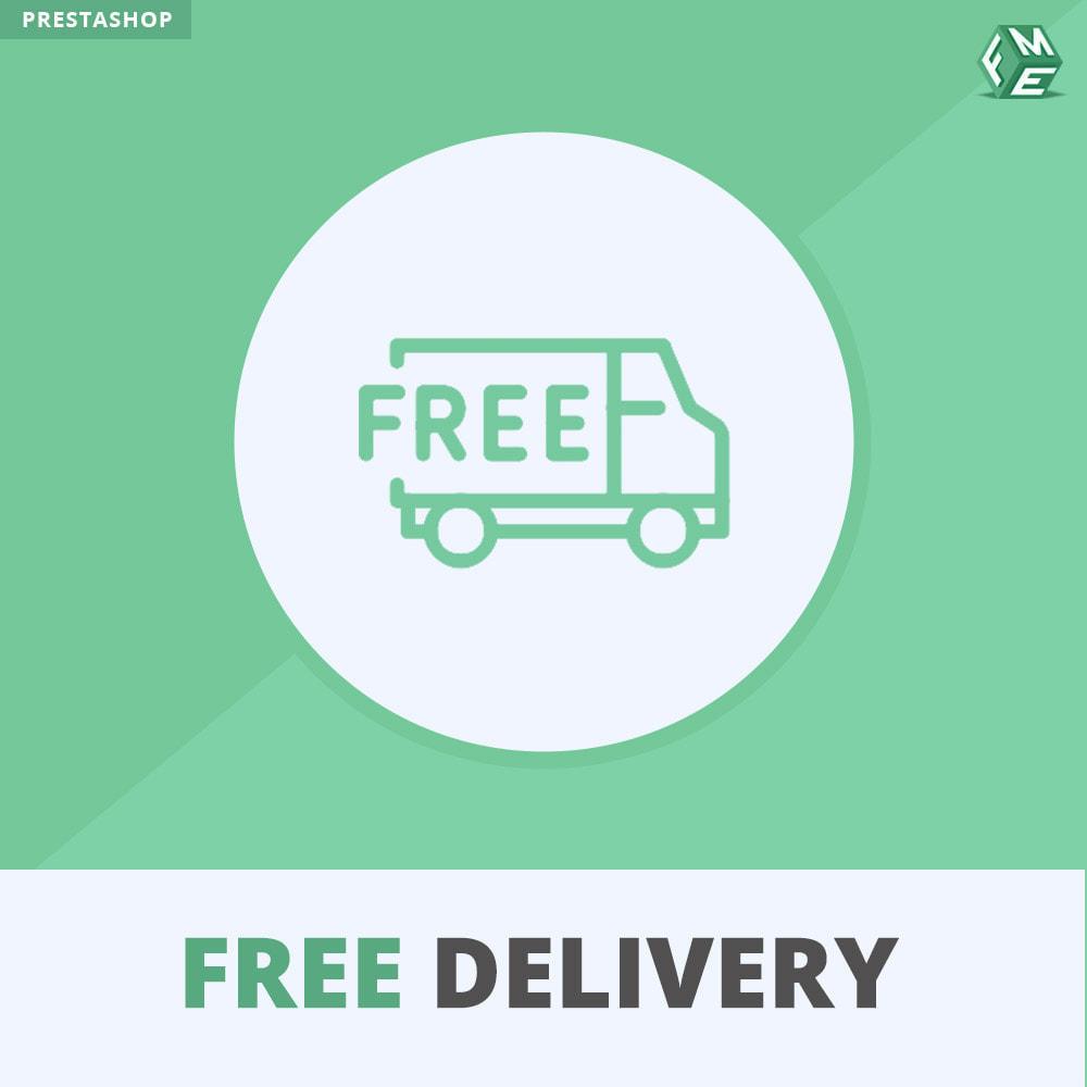module - Gastos de transporte - Envío gratuito avanzado - 1