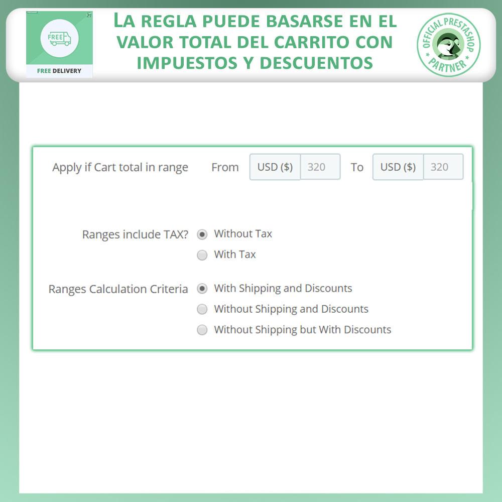 module - Gastos de transporte - Envío gratuito avanzado - 5
