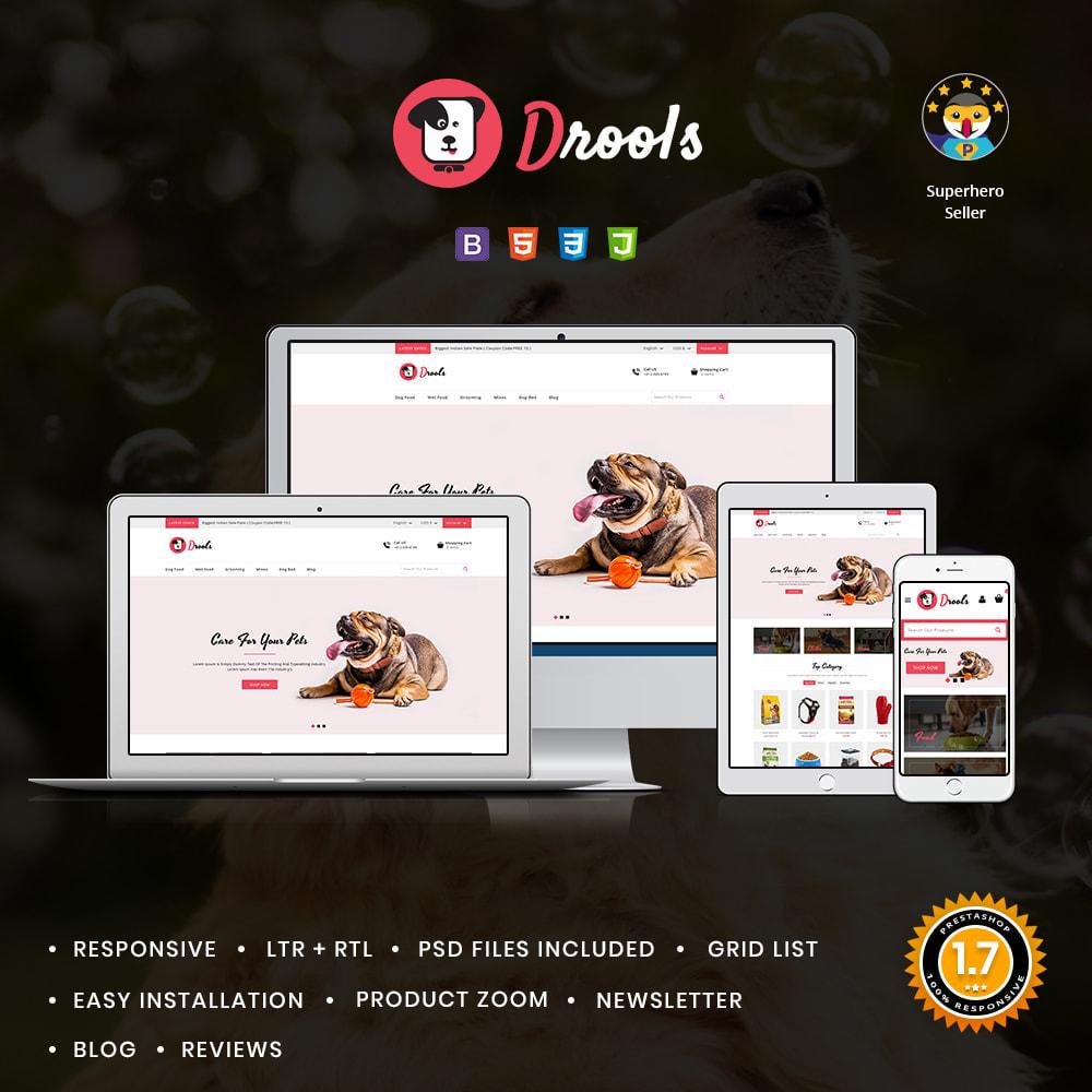 theme - Zwierzęta - Drools Animals & Pet Store - 1