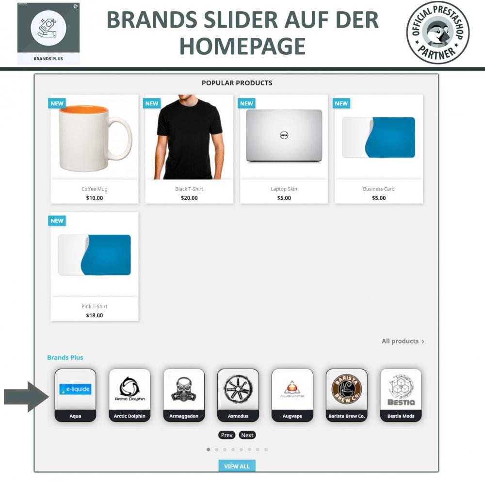 module - Marken & Hersteller - Brands Plus - Responsive Brands & Manufacturer Carousel - 2