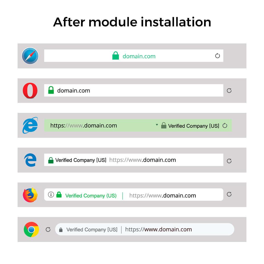 module - Security & Access - SSL Green Padlock - Mixed Content over HTTPS error - 3