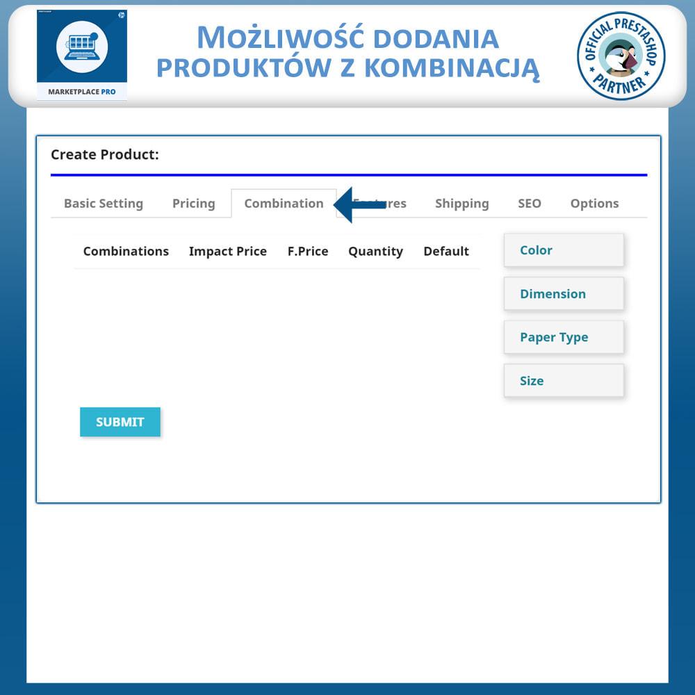 module - Stworzenia platformy handlowej - Multi Vendor Marketplace  - Marketplace Pro - 9
