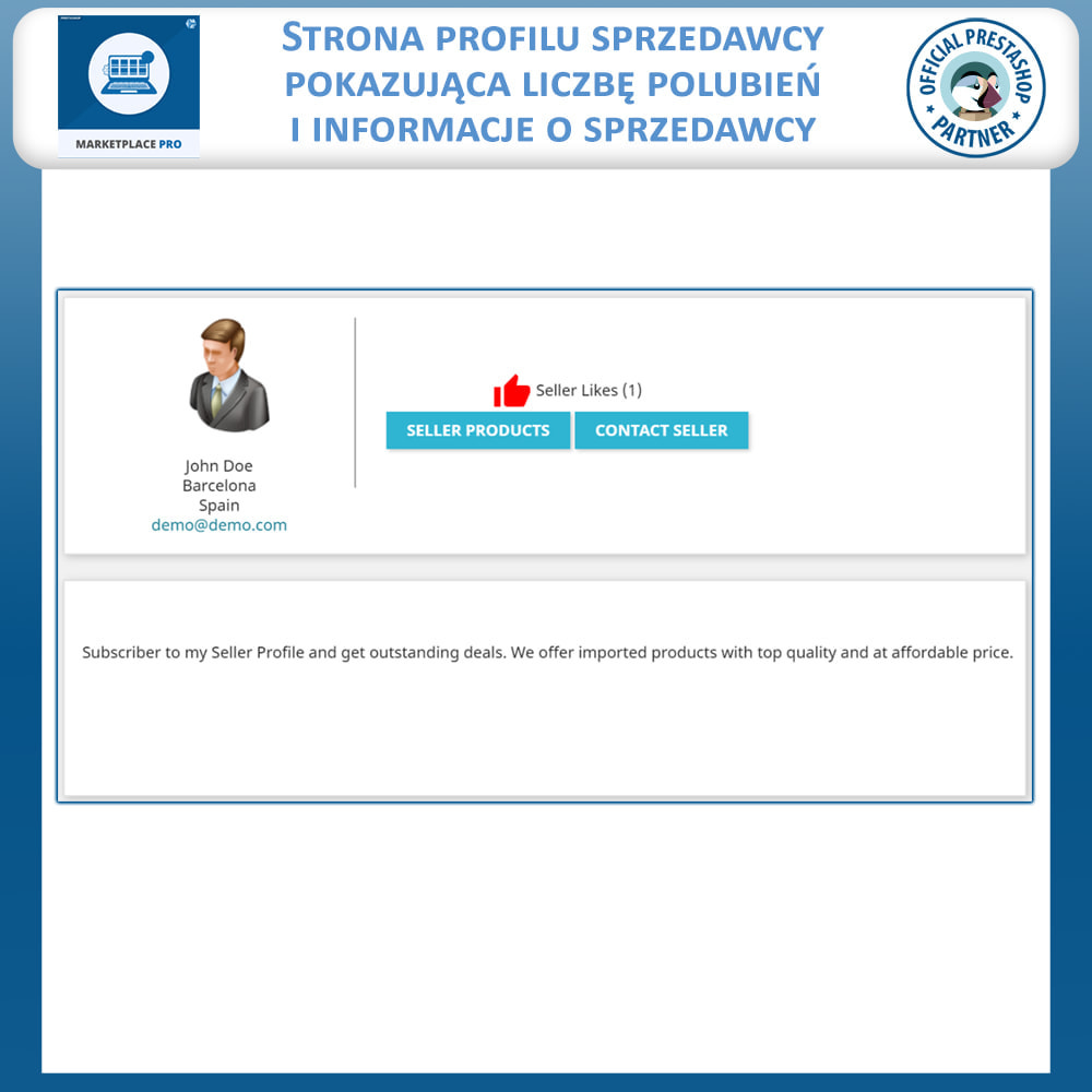 module - Stworzenia platformy handlowej - Multi Vendor Marketplace  - Marketplace Pro - 14