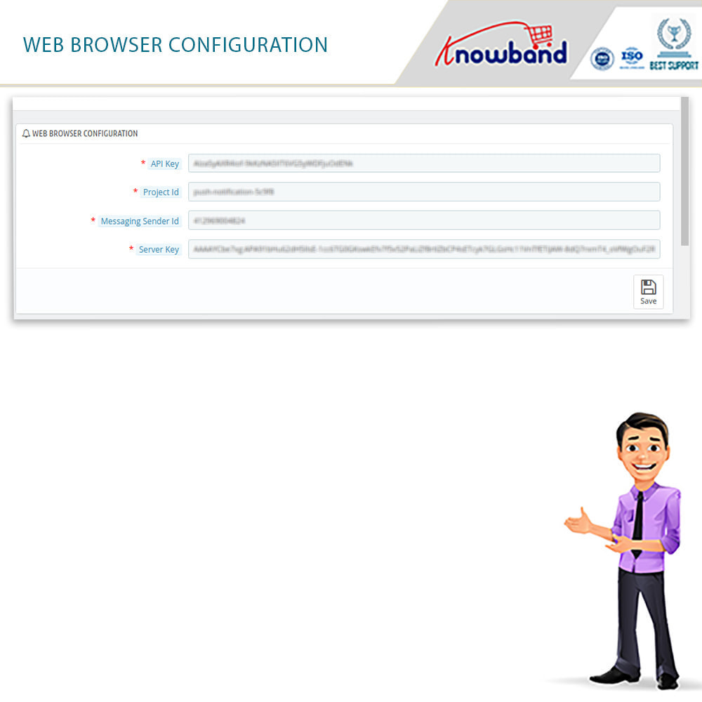 module - Promoties & Geschenken - Web Push Notification - 18