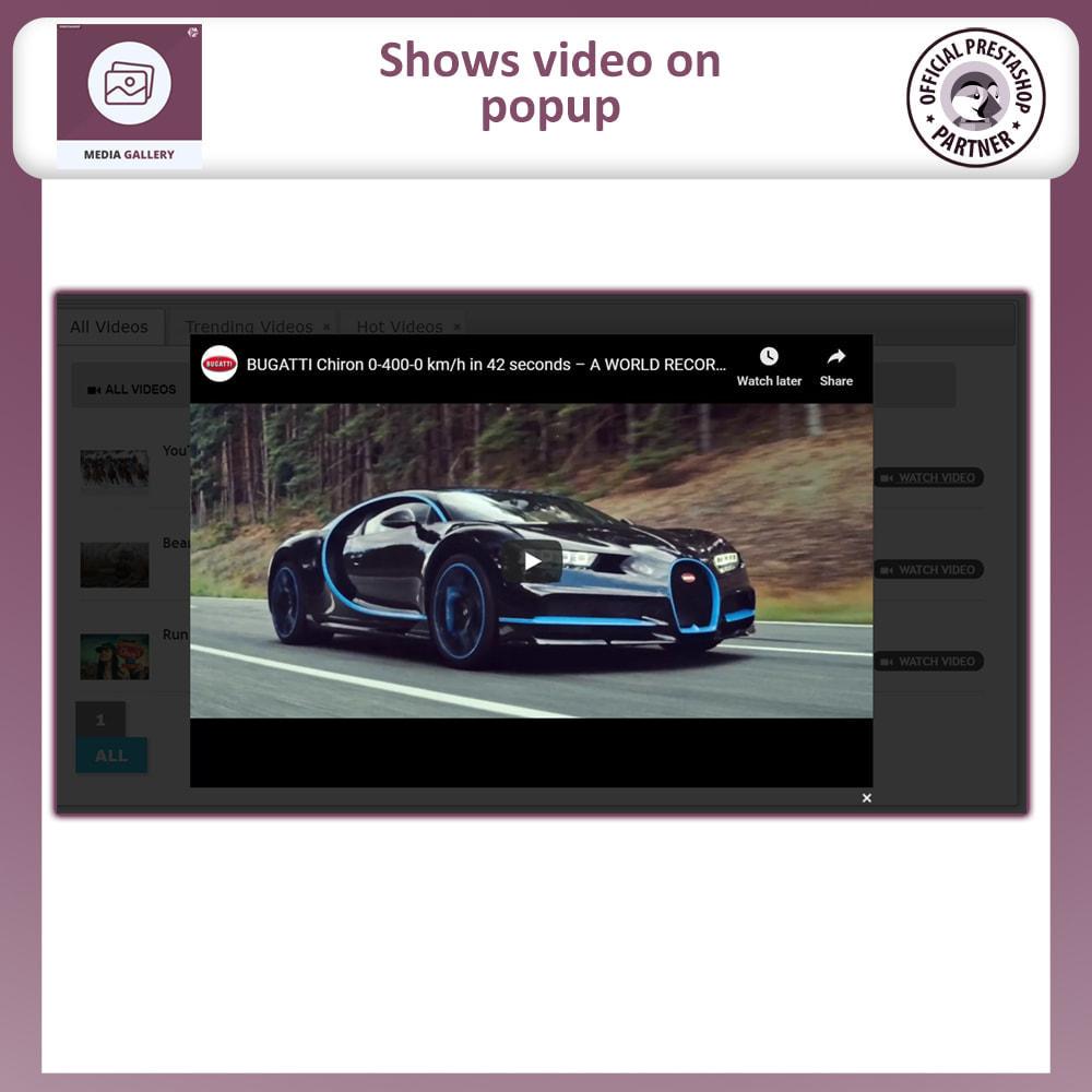 module - Produtos Virtuais - Video Media Gallery - Video Gallery - 4