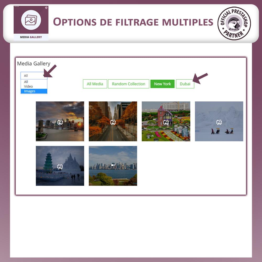 module - Produits virtuels (téléchargeables) - Galerie multimédia - Galerie de vidéo - 3
