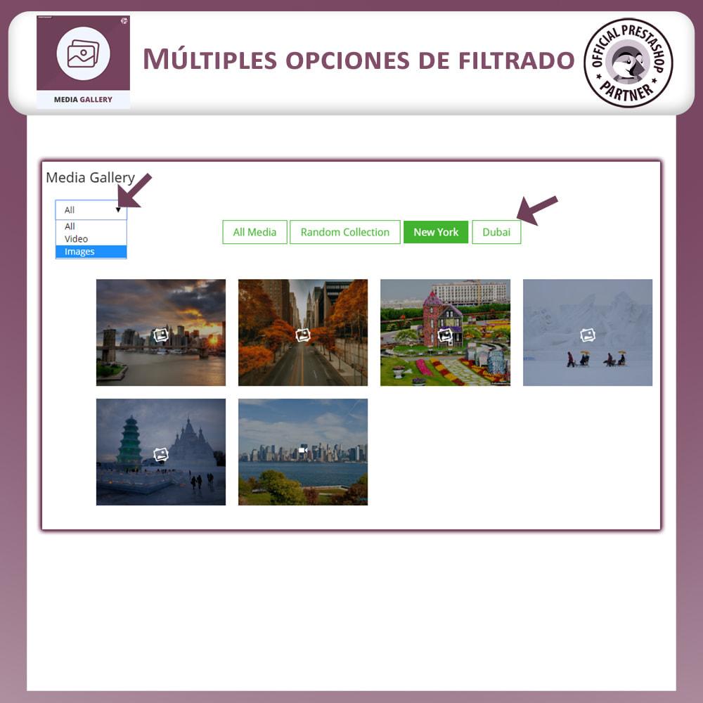 module - Productos Digitales (de descarga) - Galería de medios - Galería de vídeos - 3