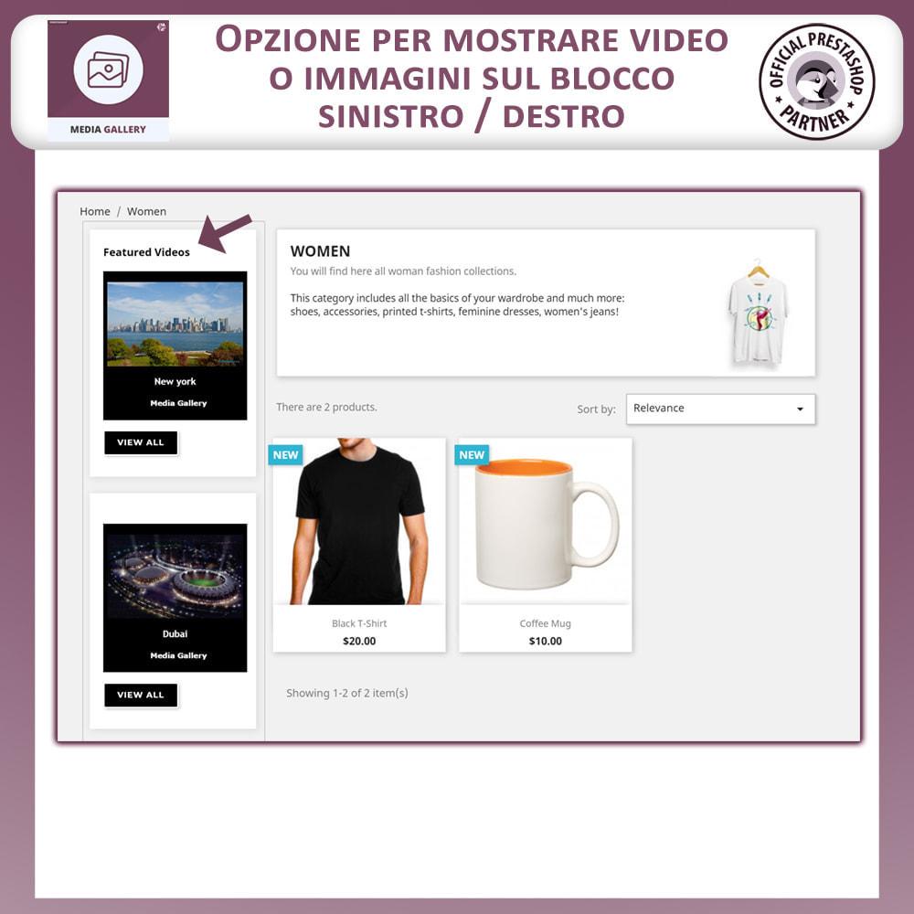 module - Prodotti Digitali - Galleria di Media – Galleria Video - 6
