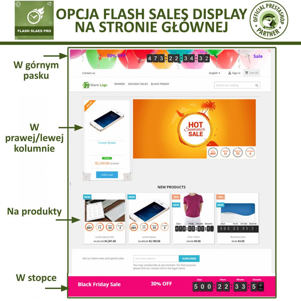 module - Sprzedaż Flash & Sprzedaż Private - Blokuj Boty i Użytkowników w Oparciu o nr IP Lub Kraj - 2