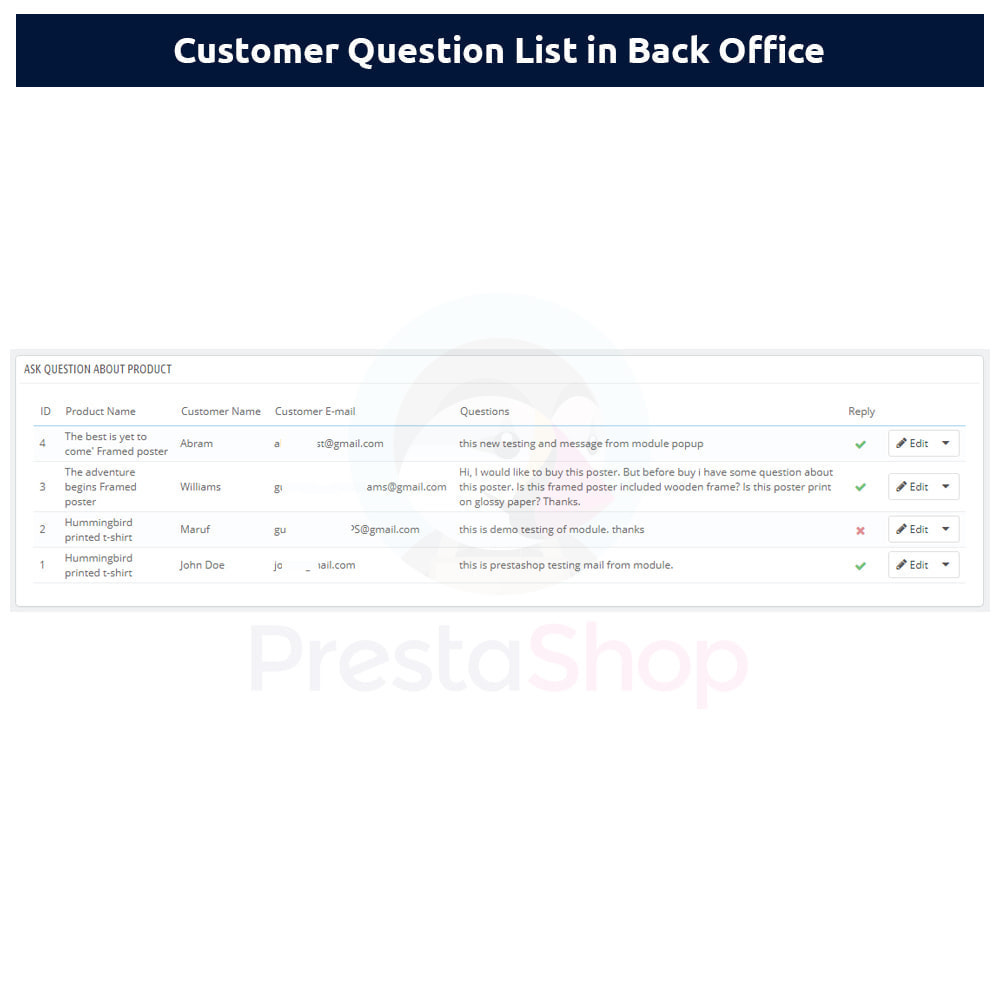 module - Форма обратной связи и Опросы - Ask Question about Product - 9