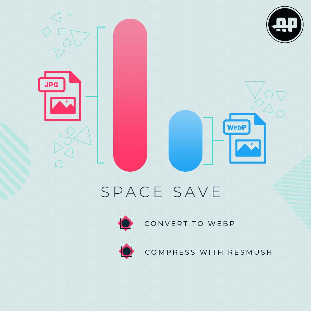 module - Pokaz produktów - Image: WebP, Compress, Zoom, Lazy load, Alt &More - 3