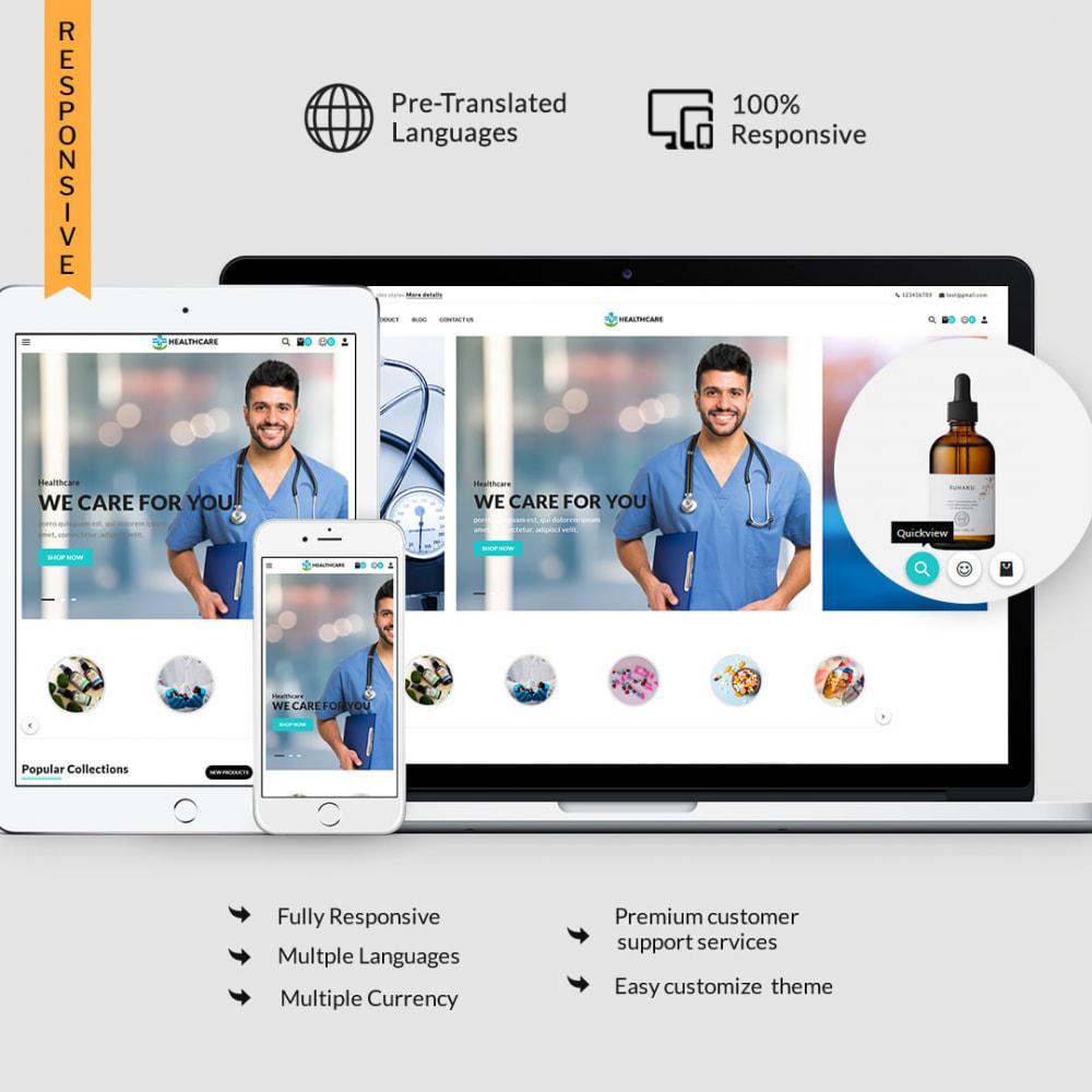 theme - Health & Beauty - Healthcare - The Medicine & Health Accessories Store - 2