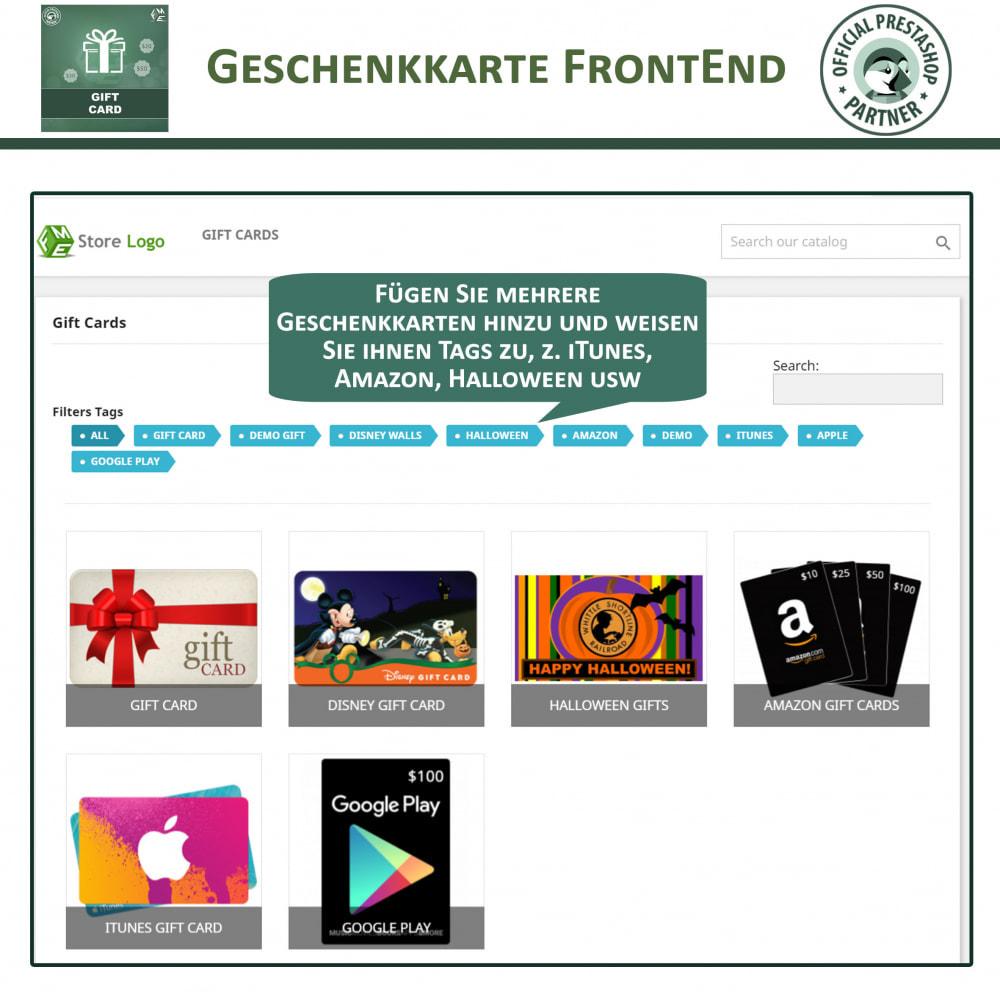 module - Wunschzettel & Geschenkkarte - Geschenk-Karten - 2