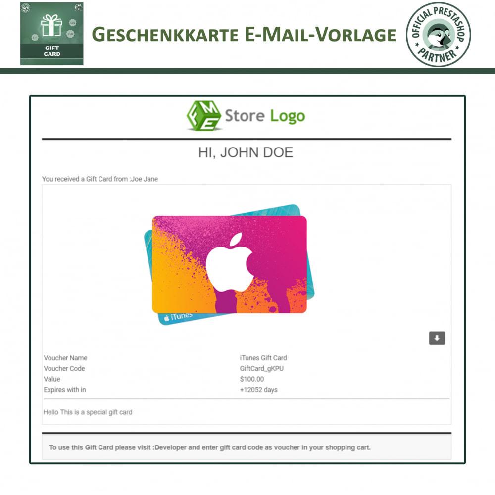 module - Wunschzettel & Geschenkkarte - Geschenk-Karten - 9