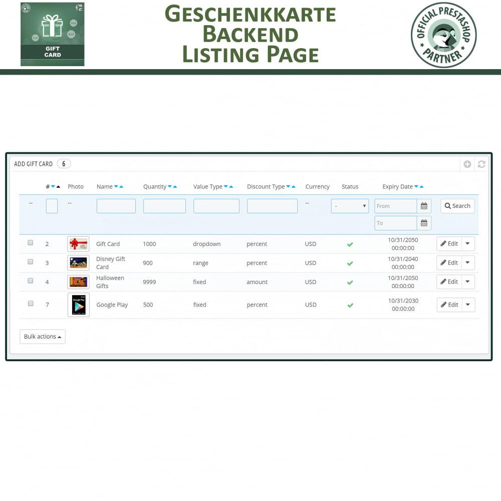 module - Wunschzettel & Geschenkkarte - Geschenk-Karten - 10
