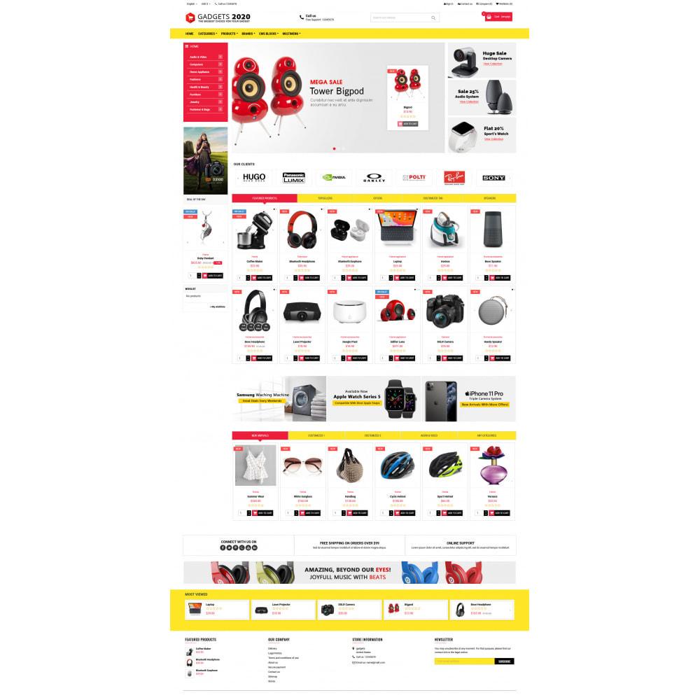 theme - Elettronica & High Tech - Gadgets 2020 - Best online multi store - 4