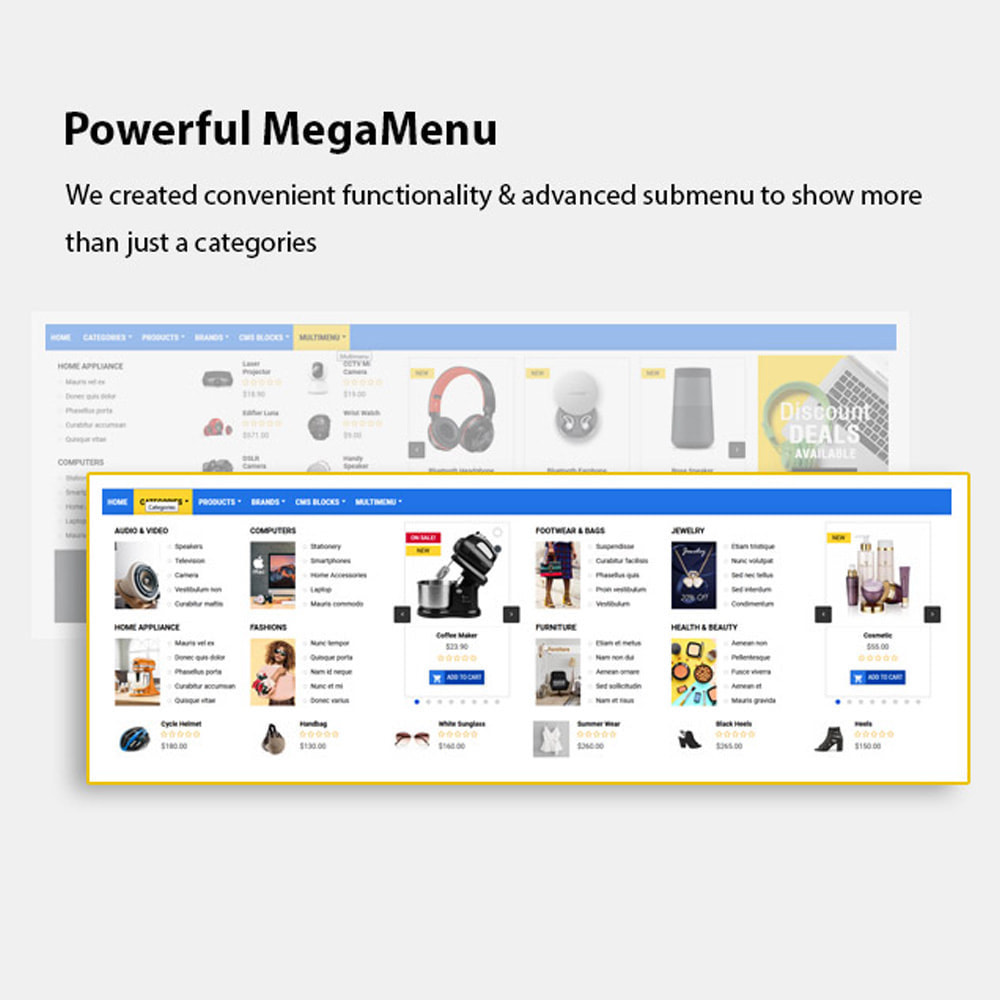 theme - Elettronica & High Tech - Gadgets 2020 - Best online multi store - 5