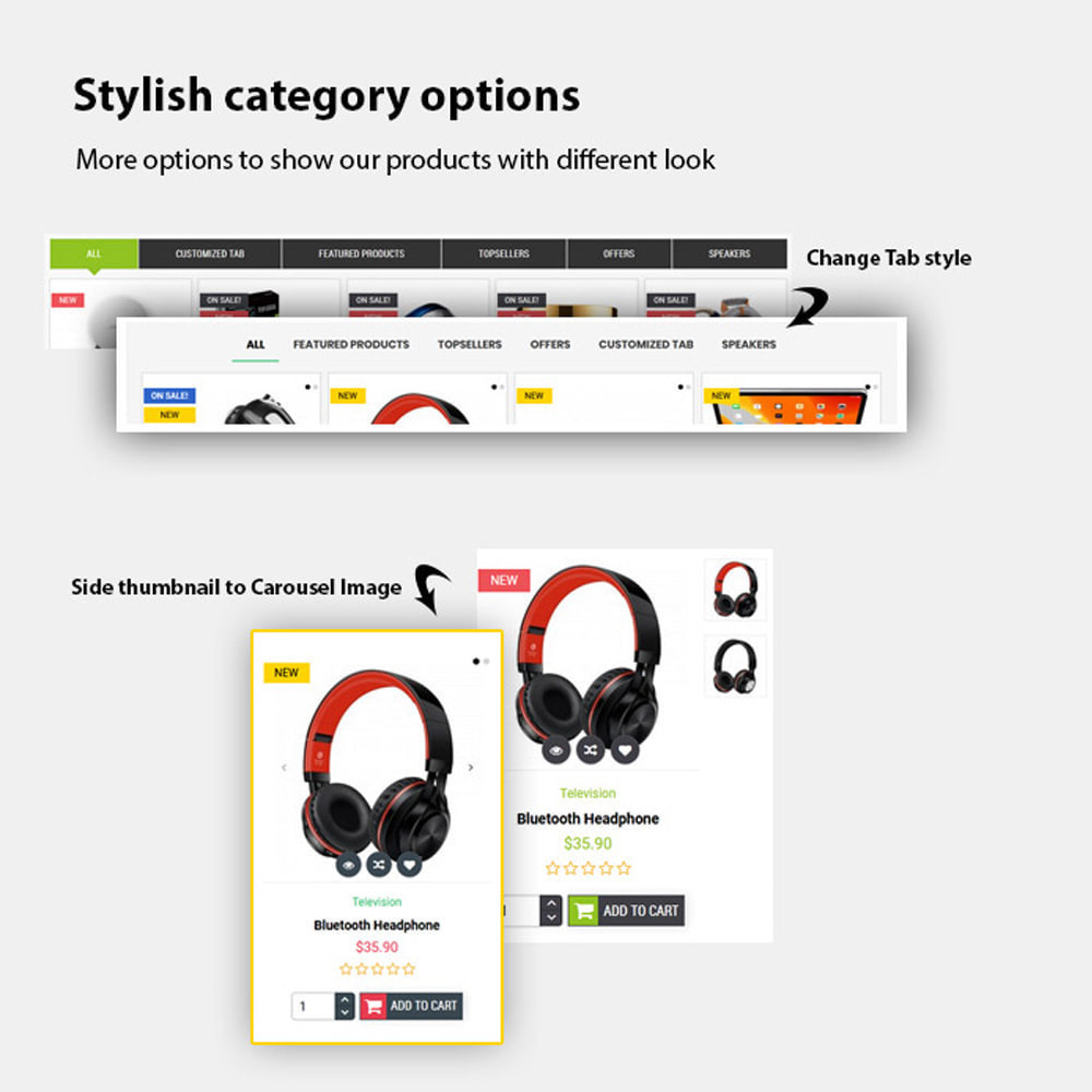 theme - Elektronik & High Tech - Gadgets 2022 - Best online multi store - 7