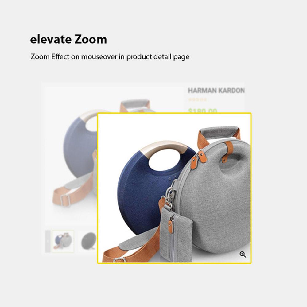 theme - Elettronica & High Tech - Gadgets 2020 - Best online multi store - 11
