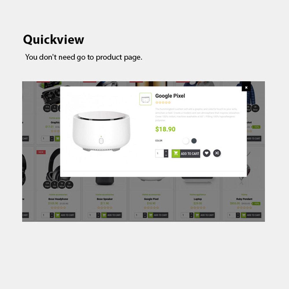 theme - Elektronik & High Tech - Gadgets 2022 - Best online multi store - 13